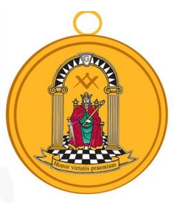 -  Athelstan ( Past Rank ) Provincial Collar Jewel