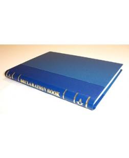 Craft Declaration Book