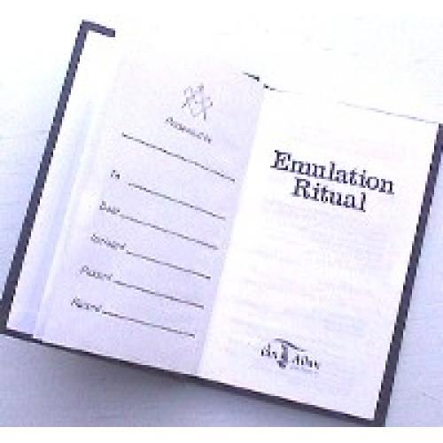 Emulation Ritual (pocket Edition)