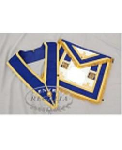 C027 Craft Prov F/d Apron & Collar Standard Quality (no Badge)