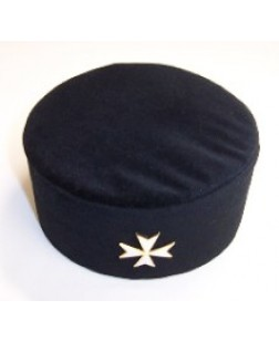 K053 K.malta Hat With Knights Cross
