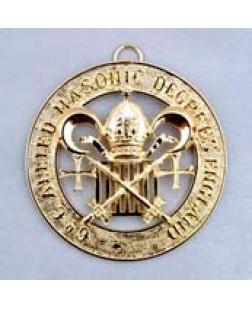 L007 Allied Grand Council Collar Jewel