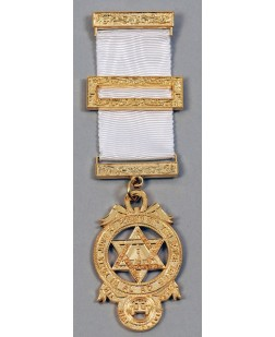 R003 Royal Arch Companions Breast Jewel Small Size