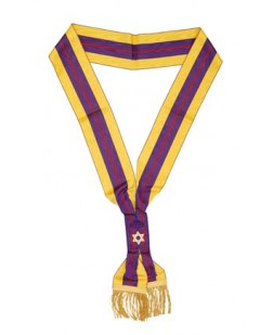 Z012 Osm Second Degree Officers Sash